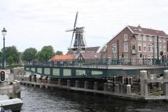 Haarlem-1003-Catharijnebrug-draait-dicht