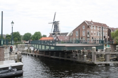 Haarlem-1004-Catharijnebrug-draait-dicht