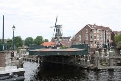 Haarlem-1006-Catharijnebrug-draait-dicht