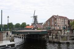 Haarlem-1007-Catharijnebrug-draait-dicht