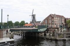 Haarlem-1008-Catharijnebrug-draait-dicht