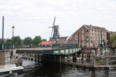 Haarlem-1009-Catharijnebrug-draait-dicht