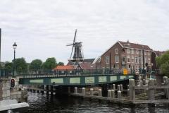 Haarlem-1012-Catharijnebrug-draait-dicht