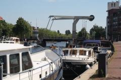 Haarlem-1120-Ophaalbrug-over-Het-Spaarne