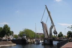Haarlem-1138-Ophaalbrug-open-over-Het-Spaarne