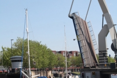 Haarlem-1139-Ophaalbrug-open-over-Het-Spaarne