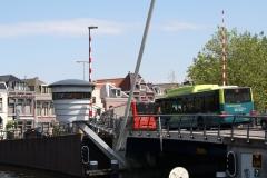 Haarlem-1151-Wachthuisje-bij-ophaalbrug-over-Het-Spaarne
