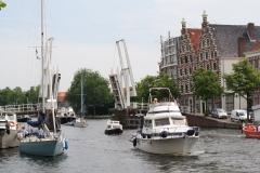 Haarlem-638-Gravestenebrug-over-Het-Spaarne-open