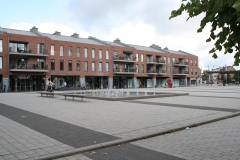 Maaseik-040-Plein-met-Fontein