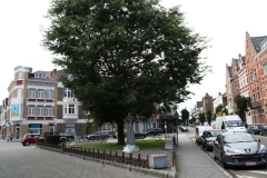 Sint-Truiden-072-Plantsoen-met-Beeld-Juliaan-Wilmots