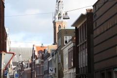 Groningen-178-Coehoornsingel-met-zicht-op-Sint-Jozefkathedraal