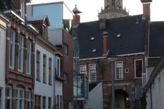 Groningen-344-Turfstraat-met-zicht-op-Martinitoren