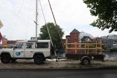 Haarlem-1018-Landrover-Defender-met-aanhangwagen