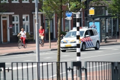 Haarlem-1154-Politieauto-met-sirene
