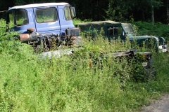 Remersdaal-016-Vrachtwagen-in-struikgewas