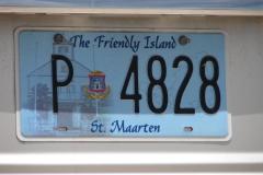St.-Maarten-0732-Nummerbord