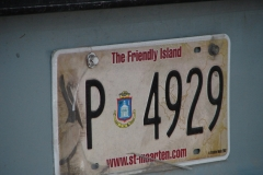 St.-Maarten-0821-Nummerbord