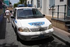 St.-Maarten-1281-Philipsburg-Politieauto