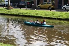 Alkmaar-350-Kwerenbolwerk-Roeiers-in-de-Gracht
