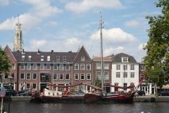 Haarlem-1187-Zeilboot-Nieuwe-Maen
