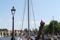 Haarlem-1286-Zeilboot-Nieuwe-Maen-met-motor