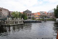Haarlem-995-Plezierboot-op-Het-Spaarne