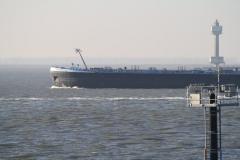Haven-bij-de-Schelde-025-Voorbijvarend-schip