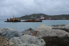 St.-Maarten-083-Baggerschip