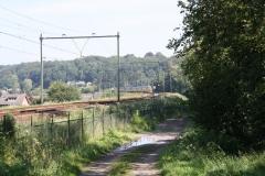 Geulle-042-Spoorweg-met-trein