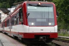 Hollersbach-003-Trein-Pinzgauer-Lokalbahn