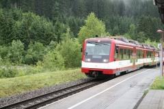 Station-Mühlbach-001-Trein-Pinzgauer-Lokalbahn