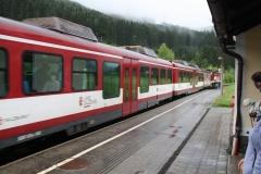 Station-Mühlbach-003-Trein-Pinzgauer-Lokalbahn