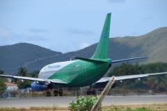 St.-Maarten-0746-Taxiënd-vliegtuig
