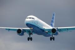 St.-Maarten-0752-Landen-vliegtuig