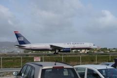 St.-Maarten-1327-Vliegveld-vertrekkend-vliegtuig