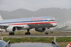 St.-Maarten-1329-Vliegveld-Vertrekkend-vliegtuig