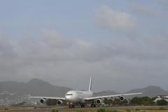 St.-Maarten-1331-Vliegveld-Vertrekkend-vliegtuig