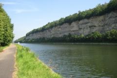 Eben-Emael-125-Albertkanaal-met-mergelwand